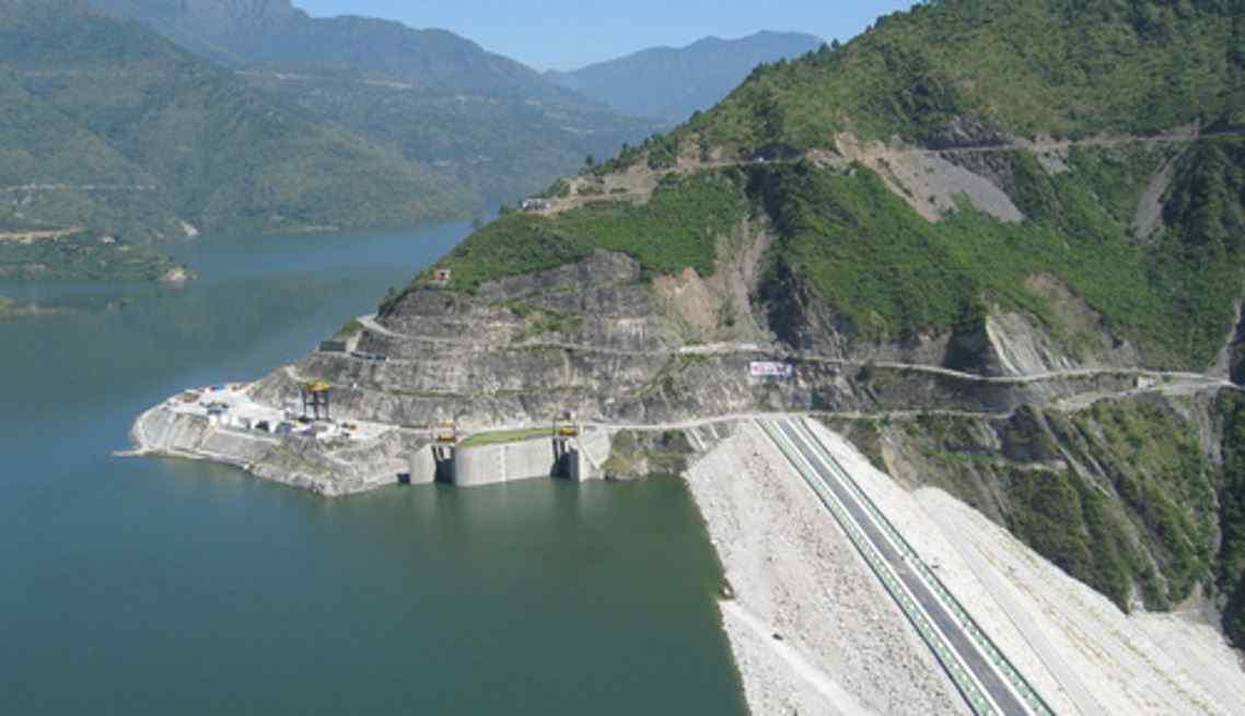 Tehri Dam Project